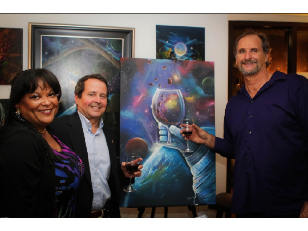 Wine & Space Fundraiser Event Photos