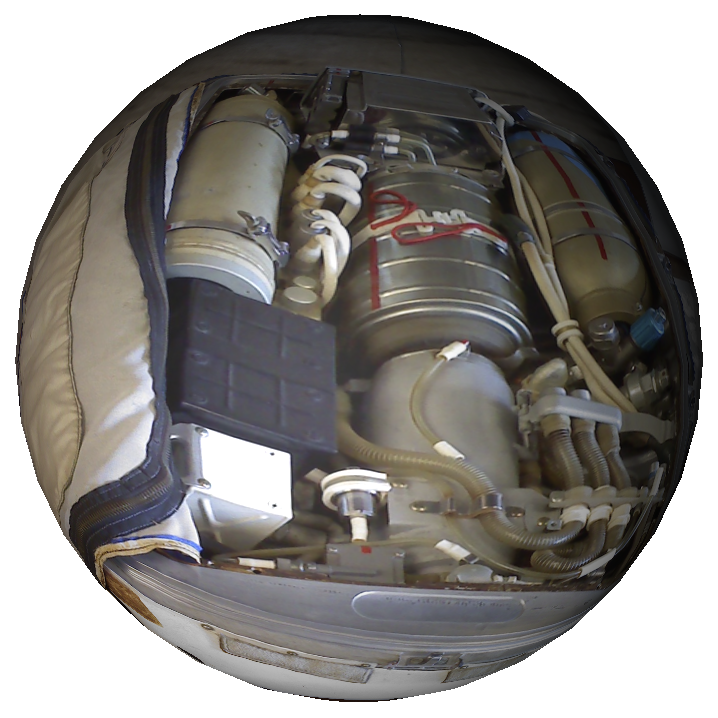 Spacewalk Equipment Planet